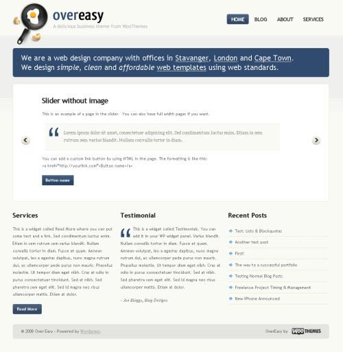 overeasy-theme