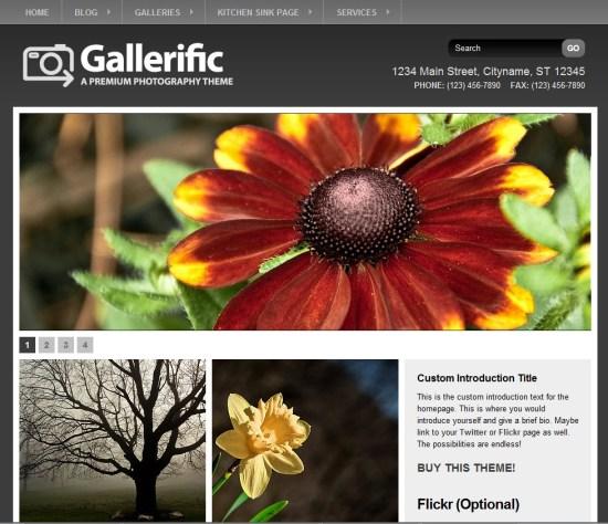gallerific-wordpress-theme