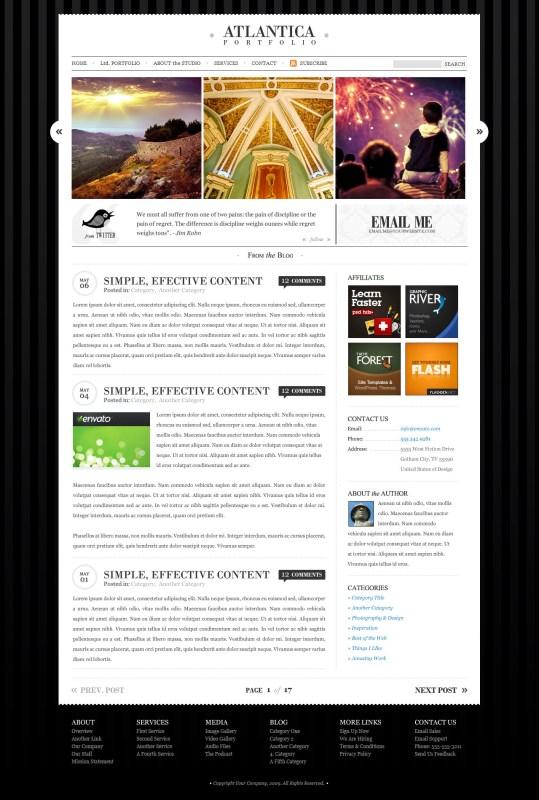 atlantica-wordpress-theme