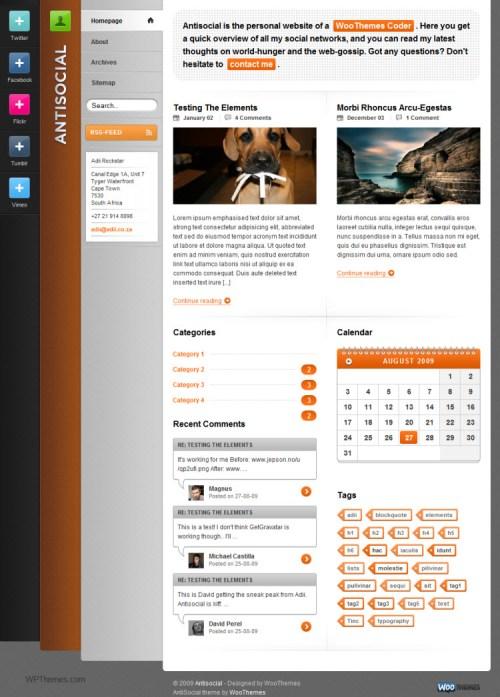 antisocial-wordpress-theme