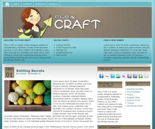 flexx-craft-wordpress-theme