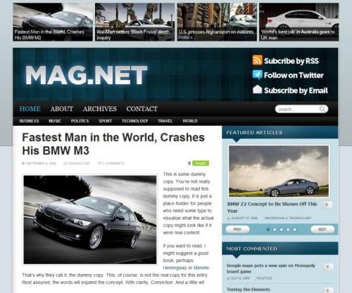 magnet-wordpress-theme