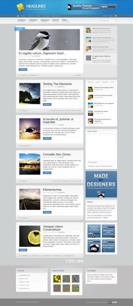 WooThemes-Headlines-Magazine-Theme-Reduced