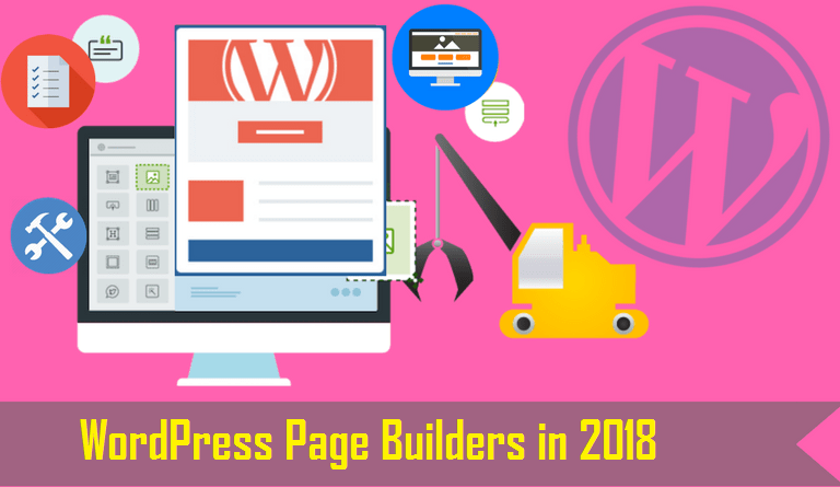 WordPress Page Builders in 2018