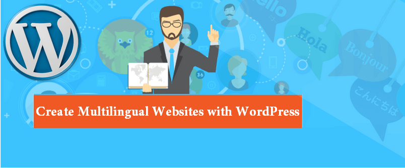 Multilingual-WordPress-website