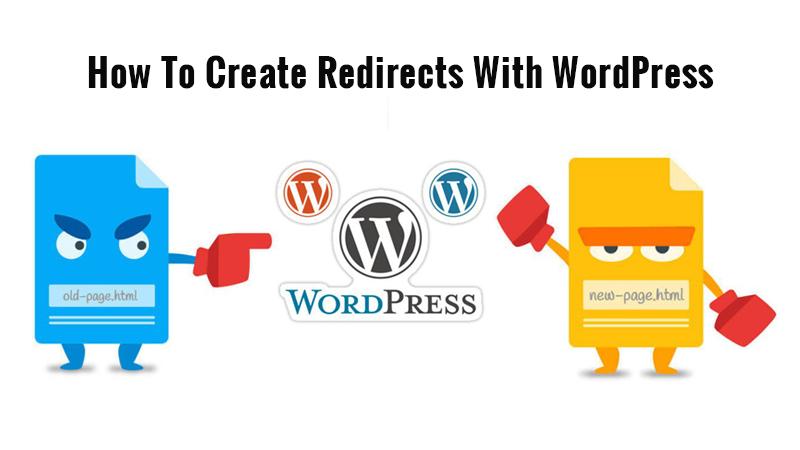 redirect with WordPress