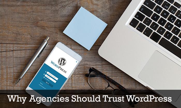 Why Agencies Should Trust WordPress