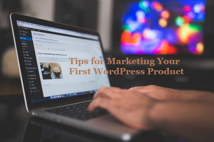 Tips for Marketing Your First WordPress Product