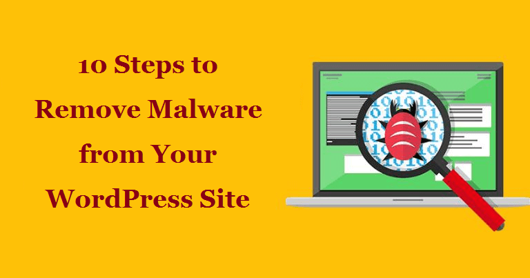 Steps to Remove Malware from Your WordPress Site