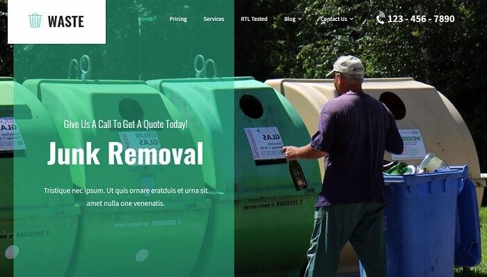 Junk Removal Lite