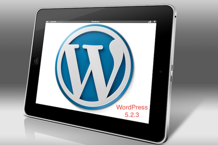 WordPress 5.2.3 features