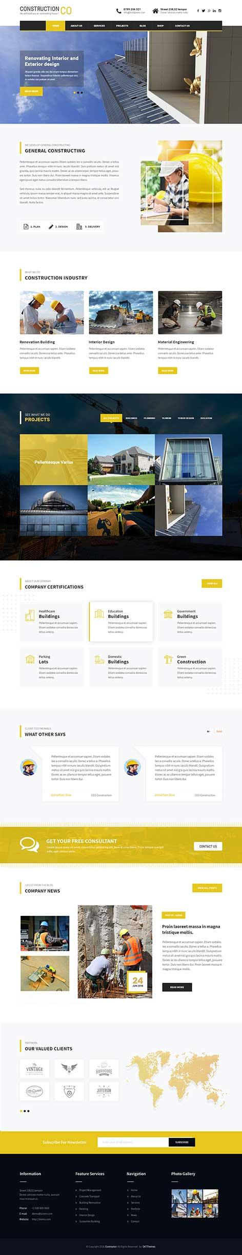SKT Construction Pro