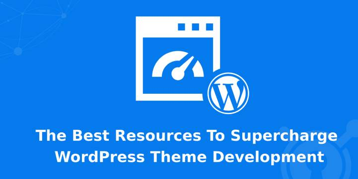 supercharge the WordPress theme