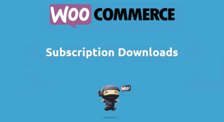 Woocommerce Subscription Downloads