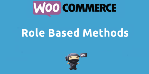 Woocommerce Role Based Method