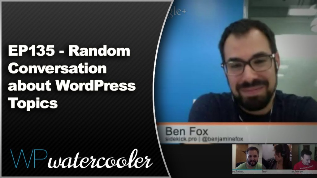 EP135 - Random Conversation about WordPress Topics 3