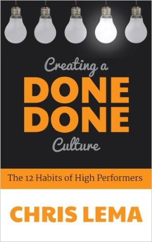 Creating a Done Done Culture: The 12 Habits of High Performers & What it Means for You as a Leader 57