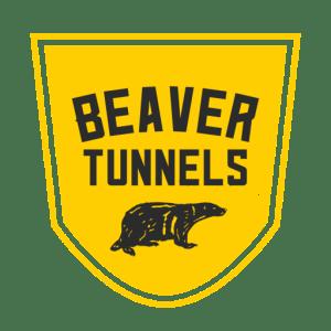 Beaver tunnels 7