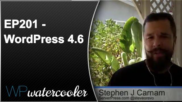 Ep201 - wordpress 4. 6 4