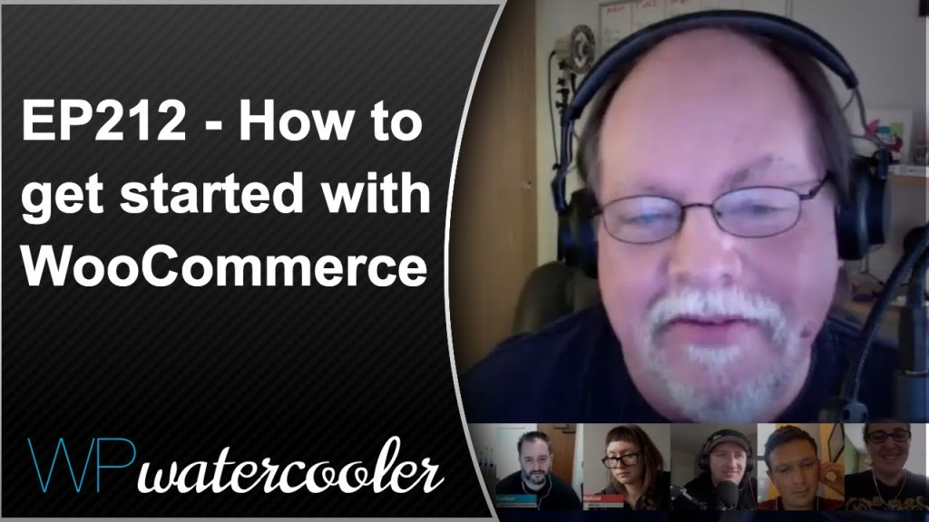 Ep212 - how to get started with woocommerce 1