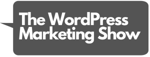 The WordPress Marketing Show logo