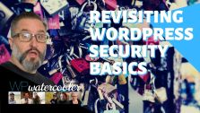 Revisiting WordPress Security Basics