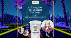 EP168 Marketing Tools The Changing Landscape intro