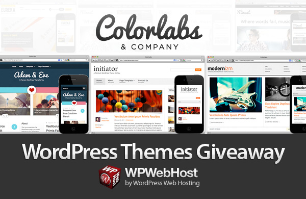 ColorLabs WordPress Themes Giveaway : Winner Announced