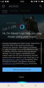 Amazon prime Music App 2