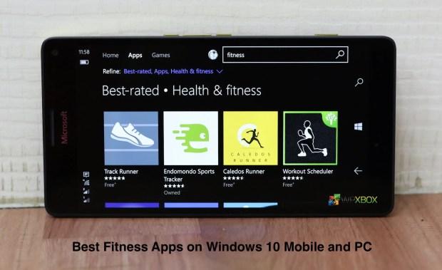 Best Health Fitness App Windows