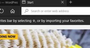 Microsoft Edge Keyboard Shortcuts on Windows 10