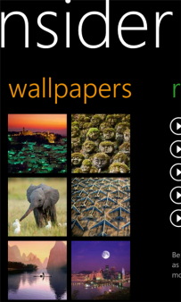 Free Wallpapers for Windows Phone