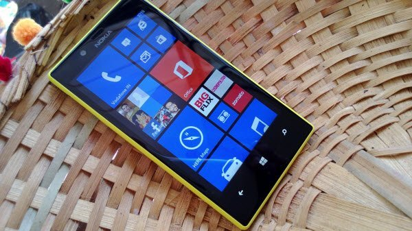 Lumia 720 Cover Picture