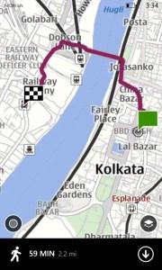 Nokia Maps Direction