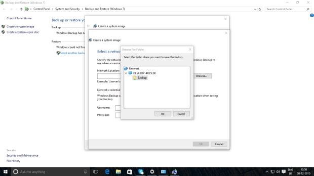 Windows 10 System Image USB Drive 5