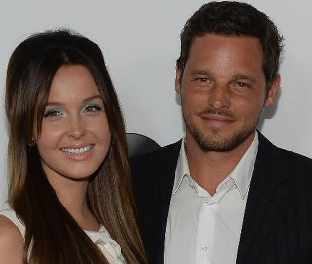 Greys Anatomy Star Justin Chambers Makes Surprise Visit To