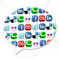 Social Bookmarks Icons Free