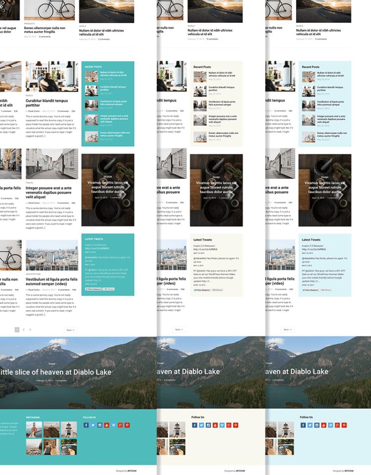 stylesinsight - Theme Features