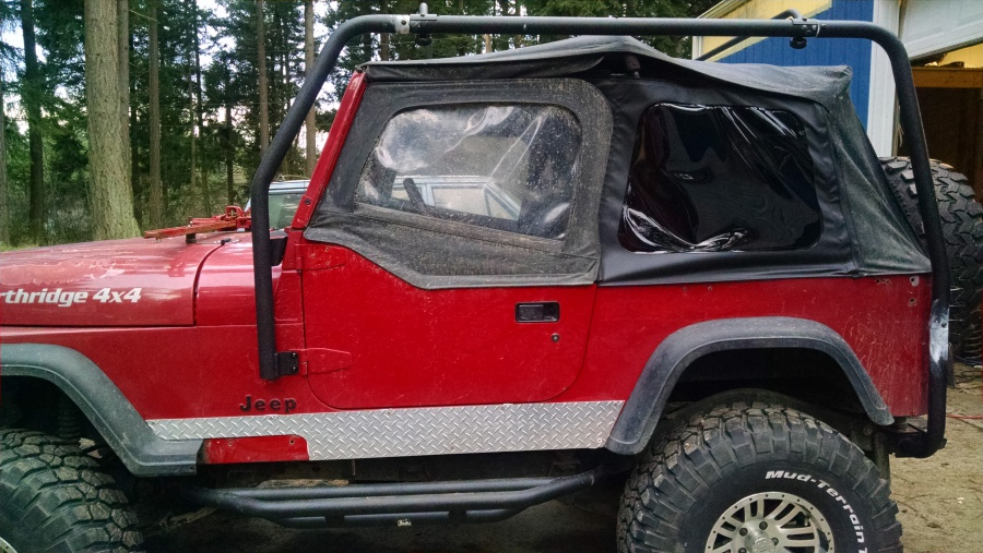 barricade roof rack review jeep
