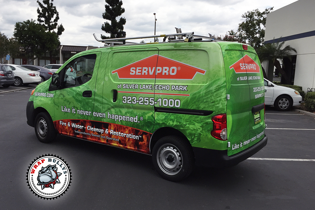 Custom van wraps and graphics. Call today for pricing.