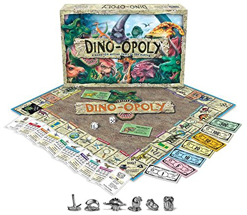 Dino-opoly Game
