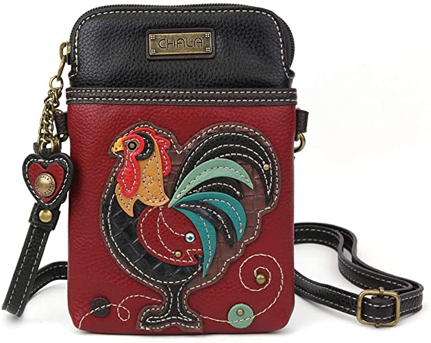 Rooster Purse Chicken Gift