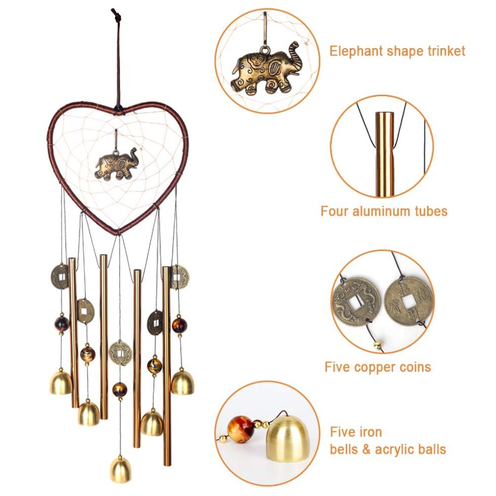 Dream Catcher Wind Chimes for gifts