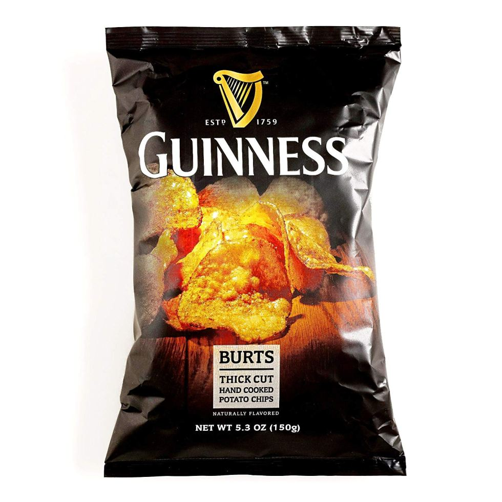Guinness Potato Chips