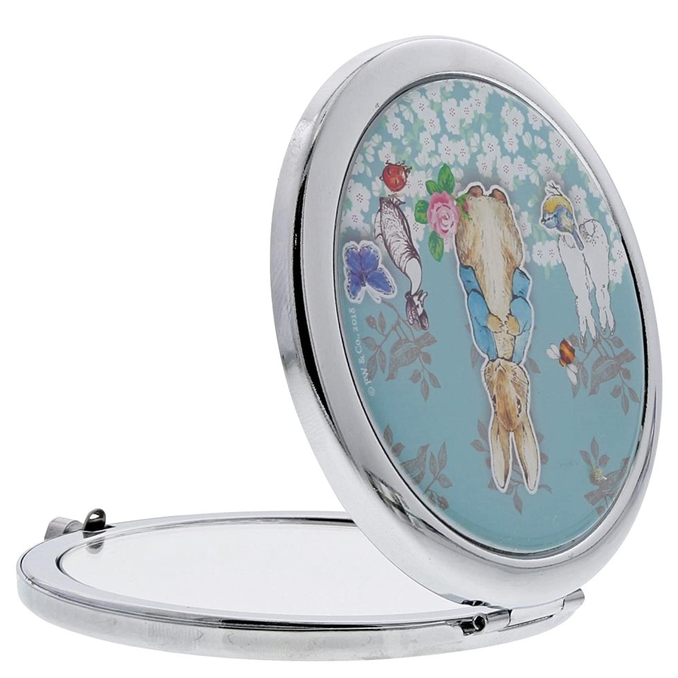 Peter Rabbit gifts compact mirror
