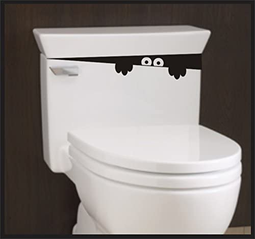 Toilet Monster sticker