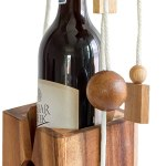 Wine Bottle Puzzle April Fool's Day gifts