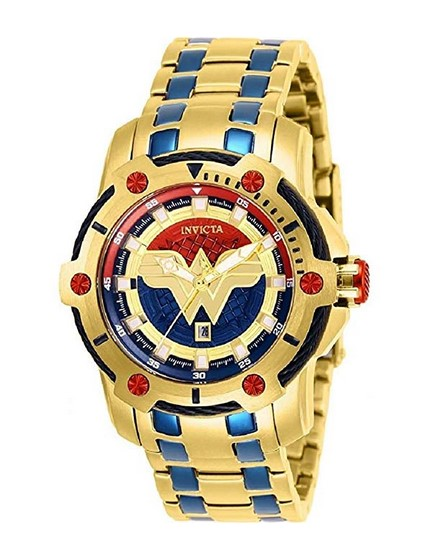 Wonder Woman Gift Watch