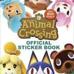 Animal Crossing Gift Sticker book