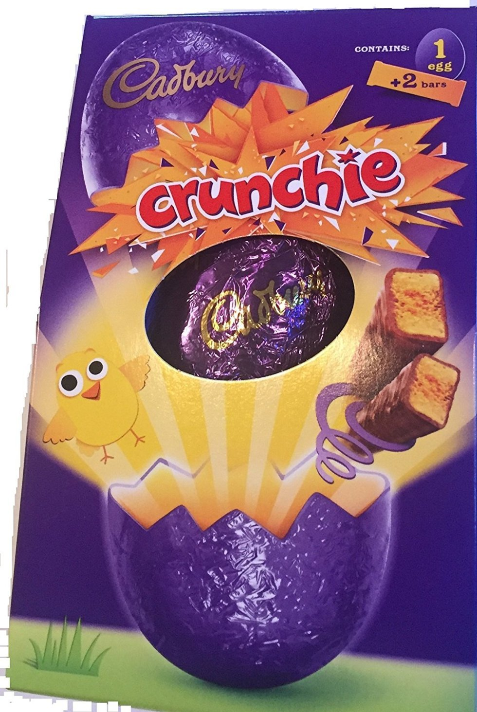 Cadbury Crunchie Easter egg gifts